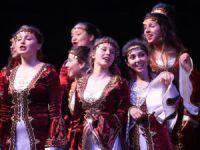 2 bin 700 yıllık antik kentte caz konseri