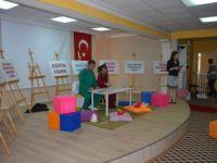 Bozyazılı Öğrenciler 'DÜşlerime Dokunma' Oyununu İzledi