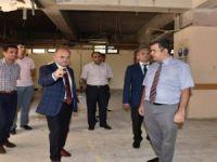 Çakacak'tan Tarsus Devlet Hastanesi Talimatı