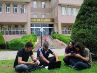 Akdeniz Belediyesi'nden Parklarda Ücretsiz İnternet Hizmeti
