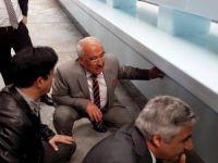 Başkan Kocamaz, monoray sistemi üretim tesislerinde inceleme yaptı