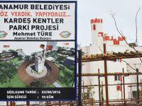 Kardeş Kentler projesi tamamlanıyor