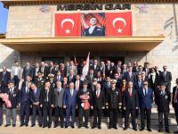 Büyük Önder Atatürk'ün Mersine gelişi törenlerle kutlandı