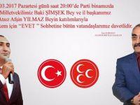 ANAMUR MHP ÇALIŞMALARINA BAŞLADI