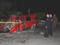 Mut'ta kaza: 1 ölü, 3 yaralı
