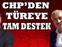 CHP'DEN MEHMET TÜRE'YE TAM DESTEK