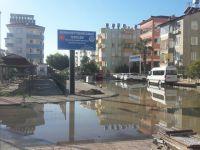 BURHANETTİN KOCAMAZ TESİSİ SULAR ALTINDA