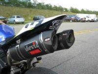 Mut'ta bıktıran motosiklet yarışları ve egzoz sesleri