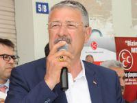 """MHP Mersin İl Başkanı Sebahattin Kılıç, """"7 Haziran Kurtuluş Günü Olacak"""""""