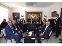 BALLI BAŞKANDAN BURHANETTİN KOCAMAZ'A TAM DESTEK