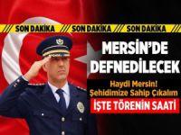 Emniyet Müdürü Mersin'de Toprağa Verilecek