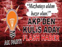 AKP'Lİ YÖNETİCİDEN BOMBA KULİS İDDİASI