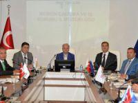 Mersin İl İstihdam ve Mesleki Eğitim Kurulu toplantısı yapıldı
