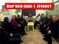 ÖDP'DEN İADE-İ ZİYARET