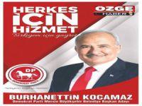 BURHANETTİN KOCAMAZ'DAN  DEMOKRAT PARTİ MANEVRASI