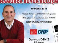 CHP'den DEV MİTİNGE DAVET