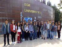 Cumhuriyet Anadolu Lisesi, öğrencilerine üniversite gezi programı düzenledi