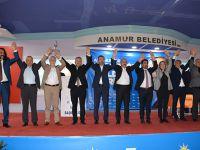 AKP ANAMUR İLÇE KONGRESİ YAPILDI