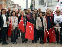 ADD ANAMUR'DA ŞEHİTLERİ ANDI
