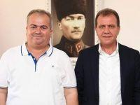 MEHMET ÜNAL ERDAL TEKRAR GÖREV BAŞINDA