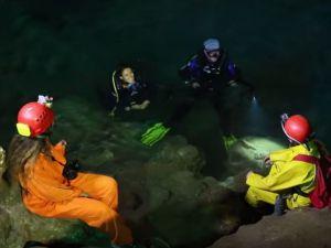 Gilindire Mağarası - Aydıncık - Mersin