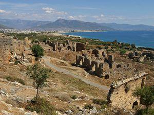 Anemurium Antik Kenti, Anamur gezilecek yerler, Türkiye