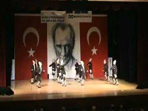 Tuana-İstanbul Anamur Yöresi Vaksa İstanbul Yaraışması 2011